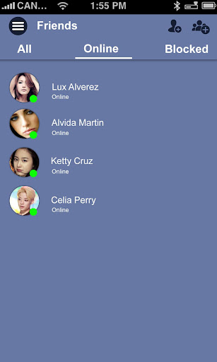 Video Call Live Video Call Advice SMS 2.0 screenshots 7