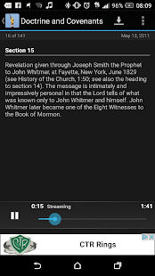 LDS Podcasts Free- screenshot thumbnail