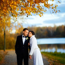 Wedding photographer Ekaterina Kutuzova (Kutuzoffa). Photo of 26.10.2017