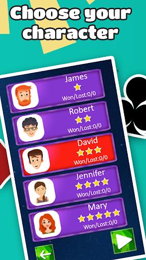 Gin Rummy - free offline card game 1.1 screenshots 3