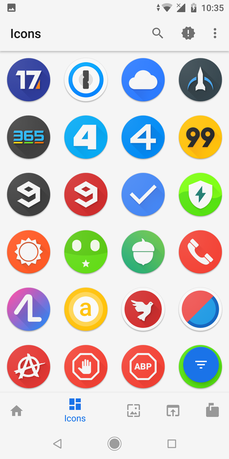 Pixel Icons Screenshot 4