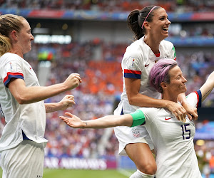 USA stoomt door op SheBelieves Cup