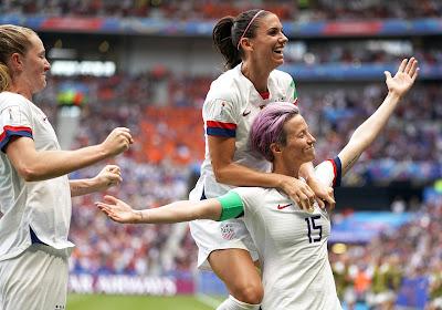 Ballon d'Or voor vrouwen gaat naar de Verenigde Staten