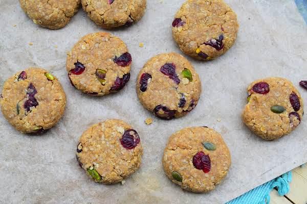 Oat Breakfast Cookies Recipe