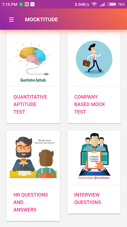 Mocktitude – (Android Apps) — AppAgg