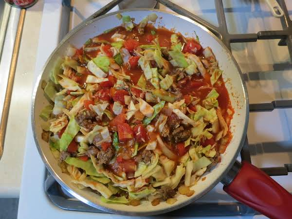 Unstuffed Cabbage Rolls Recipe