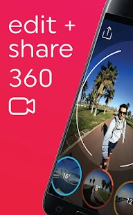 Collect - Edit 360° Videos - náhled