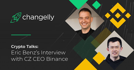 Changelly Interview with Changpeng Zhao, CEO Binance—Changelly