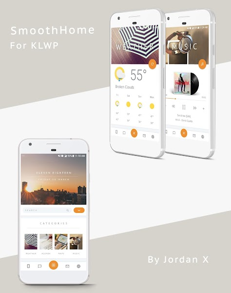 SmoothHome for KLWP v2017.Mar.14.23
