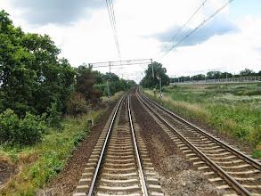 Photo: Szlak Wrocław Popowice - Wrocław Osobowice