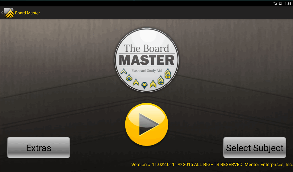 Board Master Army Flashcards Android Apps On Google Play