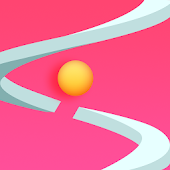 Roller Ball Jump : 3d ball jump game icon