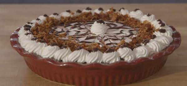 Chocolate Bacon Peanut Butter Pie