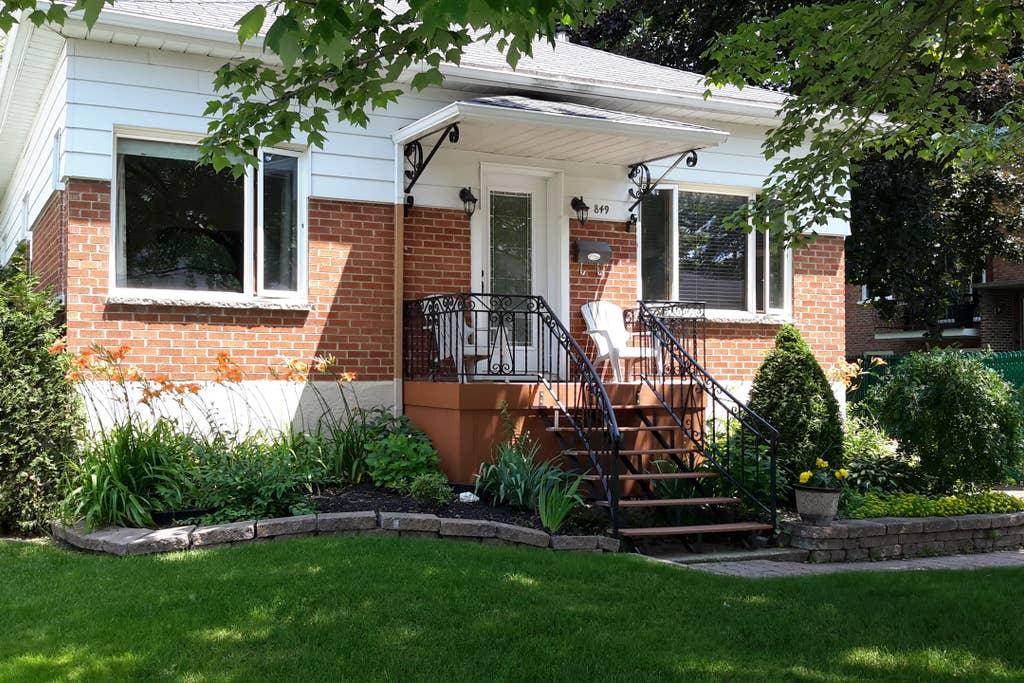 Cottages for rent in Quebec City #2