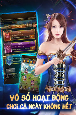 Tam Quốc 18+ - screenshot