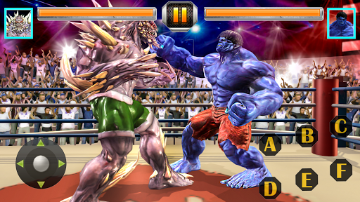 Incredible Monster, Superhero & Spider Ring Battle download 1