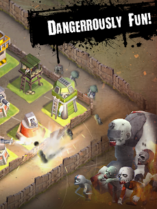 DEAD 2048 Puzzle Tower Defense MOD (Free Shopping) 8