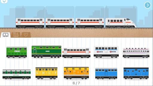 Brick Train Build Game For Kids & Preschoolers 1.5.140 screenshots 6
