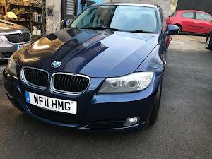 2011 BMW 320D EFFICIENTDYNAMICS