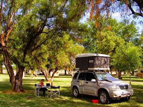Photo: Public Campsite in Upington