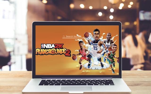 NBA 2K Playgrounds HD Wallpapers Game Theme