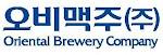 Logo for Oriental Brewery Co., Ltd
