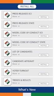 ECI Apps- screenshot thumbnail