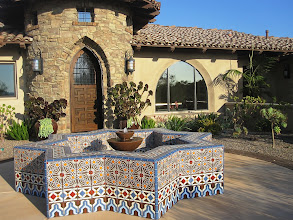 Photo: Springsten Fountain- Pvt. Residence -San Diego, CA
