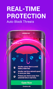 Power Security-Anti Virus, Phone Cleaner 2