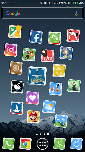 Arthur Icon Pack screenshots 1