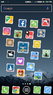 Arthur Icon Pack Screenshot