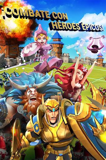 Lords Mobile: Guerra de Reinos - Batalla MMORPG  trampa 2