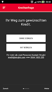 Strujini Kredit – Miniaturansicht des Screenshots