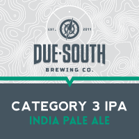 Logo of Due South Category 3 IPA