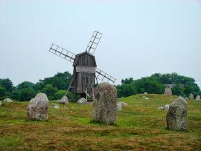 Photo: Krajobraz wyspy Olandia