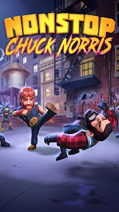 Nonstop Chuck Norris - RPG Offline Dungeon Crawler Screenshot