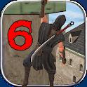 Ninja Pirate Assassin Hero 6 : Caribbean Ship War icon