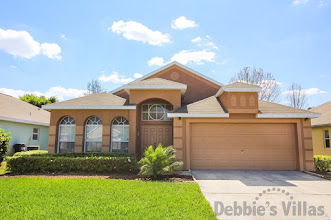 Orlando villa, close to Disney, gated community, south-facing private pool and spa, games room