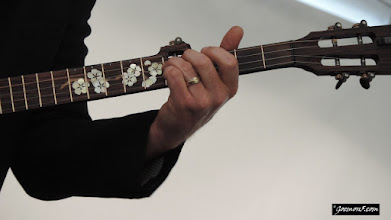 Photo: Another shot of the exceptional banjo built by Pharis & Jason Romero