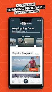 The Run Experience: Running Coach & Home Workouts 5