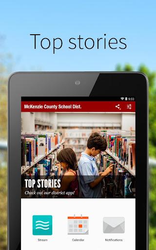 McKenzie County School Dist.