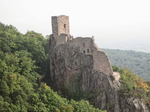 Photo: château du Girsberg