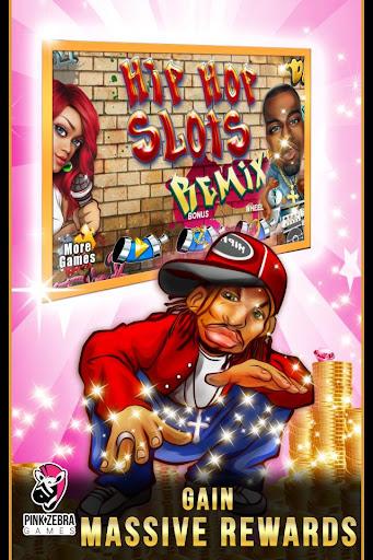 Hip Hop Remix Slots