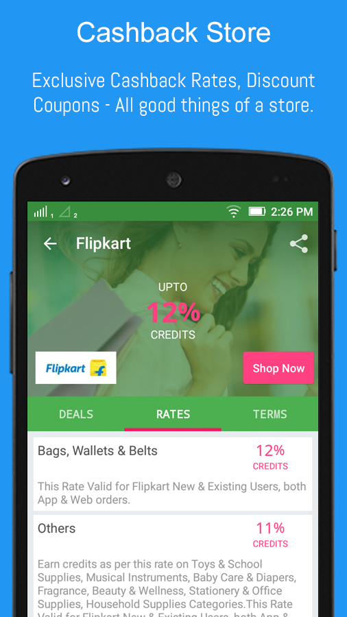 Cashback App & Free Recharges- screenshot