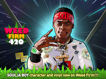 Weed Firm 2 (MOD, Unlimited Money) 1