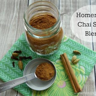 Homemade Chai Spice Blend