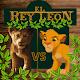 EL REY LEÓN VERSUS JUEGO