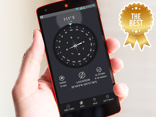Smart Compass for Android PRO