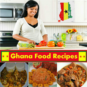 Ghana food recipes android apps on google play cover art forumfinder Choice Image