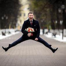 Wedding photographer Maksim Podobedov (Podobedov). Photo of 03.11.2018